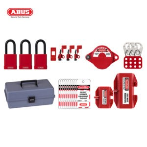 ABUS Electrical Toolbox Kit Lockout AU-ABS-K925