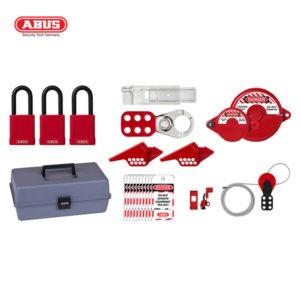 ABUS Electrical Valve Toolbox Kit Lockout AU-ABS-K930