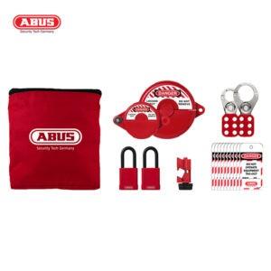 ABUS Large Pouch Valve Kit Lockout AU-ABS-K905