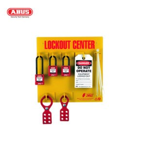 ABUS Lockout-Tagout Stations Lockout AU-ABS-71130