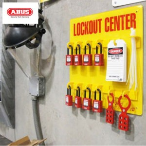 ABUS Lockout-Tagout Stations Lockout AU-ABS-71160