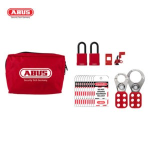 ABUS Small Pouch Personal Kit Lockout AU-ABS-K900