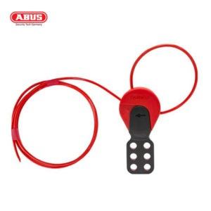 ABUS Universal 2m Nylon Cable Gas Cylinder Lockout C526