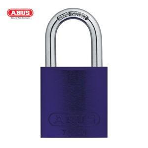 ABUS 72 Series Anodized Aluminium Padlock 72/40-PLE