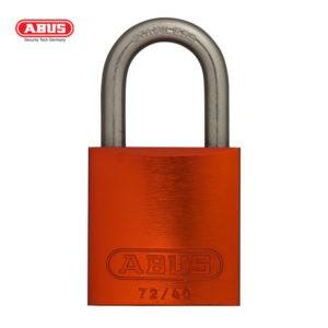 ABUS 72 Series Anodized Aluminium Padlock 72IB/40-ONG