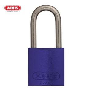 ABUS 72 Series Anodized Aluminium Padlock 72IB/40HB40-PLE