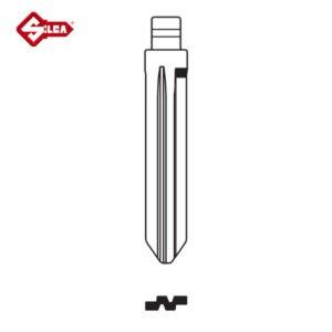 SILCA Universal CH Blade Car Key HYN14CH