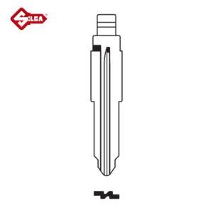 SILCA Universal CH Blade Car Key MIT11RCH