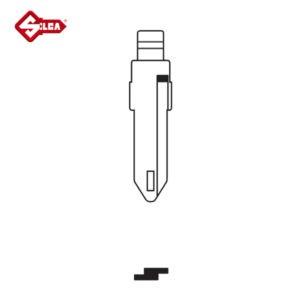 SILCA Universal CH Blade Car Key NE72CH